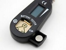 New Digital Hearing Aid Battery Tester with 2 Cell Battery Compartment