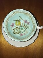 Vitg Tea Cup & Saucer Paragon By Appointment Fine China Pedestal England *Read*