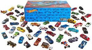 Hot Wheels V6697 50 Diecast Car Pack Set Toy New