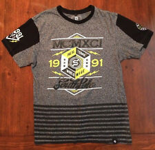 South Pole Authentic Collection MCMXCI 1991 Gray T Shirt Men's Large s6
