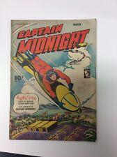 Captain Midnight #29 1945