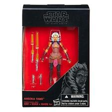 "STAR WARS THE BLACK SERIES AHSOKA TANO 3.75"" FIGURE HASBRO TOY"