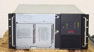 APC 5000 VA UPS Rackmount * NEW CELLS * 12M RTB +NF+