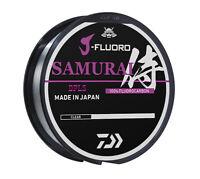 Daiwa J-Fluoro Samurai Fluorocarbon Line 220 Yards Bass, Trout, & Walleye Line