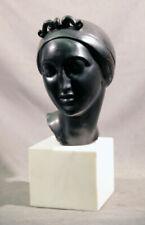Black Bust Art Sculptures