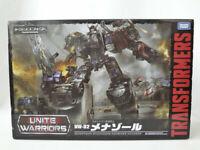 Takara Tomy Transformers Unite Warriors UW-02 Menasor UW02 Figure Japan