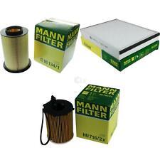 Mann-filter Set Ford Grand C - Max Van II Dxa / CB7 / Ceu 1.5 TDCI 1.6 Volvo V40