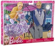 Fashionistas Outfit Set: Date Night - Clothes & Shoes for both Ken and Barbie