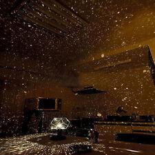 Romantic Sky Night Light Cosmic Star Projector Laser Constellation Decor Lamp