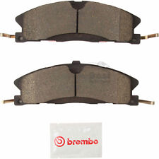 New Brembo Disc Brake Pad Set Front P24178N Ford Lincoln