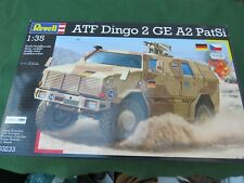 REVELL ATF DINGO 2 GE A2 PATSI 1:35 SCALE MODEL SET