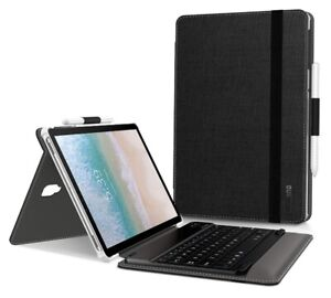 Infiland Galaxy Tab S4 10.5 Keyboard Case Compatible with Samsung Galaxy Tab S4