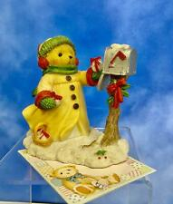 """Enesco Cherished Teddies Collection 2012 Dated~ Pris """"Sending All My Joy To You"""""""