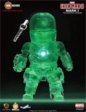 Kids Logic ~ Marvel Iron Man 3 LED Earphone Plug Mark 1 Figure Holographic Ver