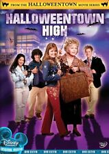 HALLOWEENTOWN HIGH (Disney Channel) -  DVD - REGION 1 - Sealed