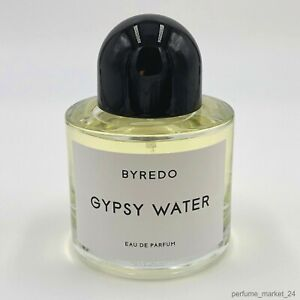 Byredo Gypsy Water Eau de Parfum Unisex 100 ml 3.3 fl. oz. New Sealed Box!