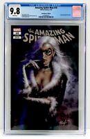 AMAZING SPIDER-MAN #10 CGC 9.8 NM/MT Parrillo Variant ComicXposure LGY #811