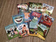 Bundle Young Readers Fiction Books Boys Girls Reading Julia Donaldson Gruffalo