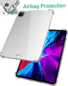 TPU BUMPER Silicone Gel Slim Fit Thin Case Back Cover FOR Apple iPad PRO 11 2021
