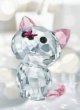 SWAROVSKI LOVLOT KITTEN MILLIE AMERICAN THE SHORTHAIR 5223597 MINT BOXED RETIRED