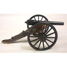 CIVIL WAR CANNON HISTORIC  AMERICAN PARROTT BLACK BARREL 6 INCHES LONG #01878