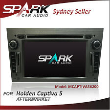 C-T GPS DVD SAT NAV IPOD BLUETOOTH USB SD NAVIGATION STEREO FOR HOLDEN CAPTIVA 5