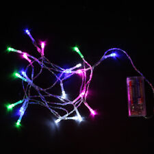 LED String Light Lights Lamp Fairy Wedding Party Home Decor with Battery Box