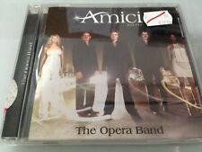 AMICI FOREVER - THE OPERA BAND CD (GC) PRAYER IN THE NIGHT, NESSUN DORMA