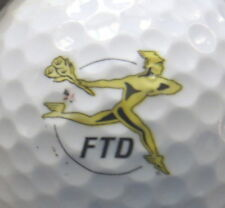 (1) FTD FLOWERS FLORAL LOGO GOLF BALL