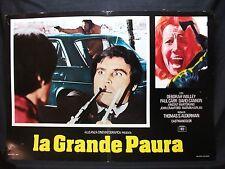 FOTOBUSTA CINEMA - LA GRANDE PAURA - DEBORAH WALLET - 1975 - HORROR - 06