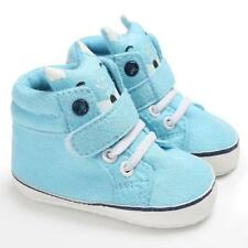 Newborn Baby Kids Shoes Cartoon Fox First Walkers Boys Girls Sports Sneakers
