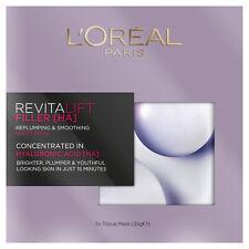 L'oreal Paris 5x Revitalift Filler Mask Re-plumping Hyaluronic Acid 35g