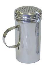 Draga Shaker in acciaio INOX con manico 16oz glassa zucchero farina Pentola DISPENSER
