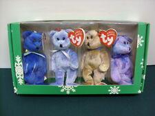 Ty Jingle Beanies Collection - Clubby Edition NIB