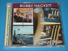 Bobby Hackett / Hello Louis! - Bobby Plays Tony Bennett's Greatest Hits - CD