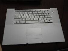 "Powerbook G4 17"" A1107 Palmrest Keyboard Trackpad 620-2717-01"