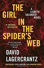 The Girl in the Spiders Web: A Lisbeth Salander n