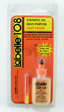 """Labelle #108 fine oil for """"Z"""" / """"N"""" / and small """"HO"""" locos (430-000108)"""