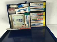 Vintage Johnson & Johnson 8161 first aid kit,1