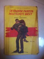 CREASEY LA GRANDE PARTITA DELL'ISPETT. WEST I GIALLI MODERNI ANNI '50