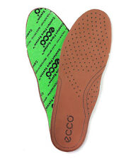 ECCO MEN'S FASHION INSOLES  BLACK and TAN Lion ALL SIZES NEW