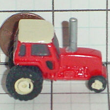 N Scale Farm Machinery TRACTOR Red Style C