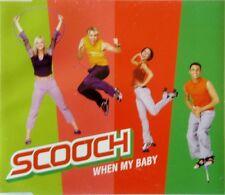 Scooch - When My Baby 1999 CD