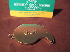 Ted Cash Universal Capper Brass Matte  Muzzleloading, Black Powder MADE IN USA