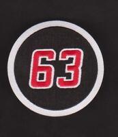 NHL MEMORIAL PATCH FOR CAROLINA HURRICANES JOSEF VASICEK