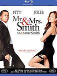 Mr. and Mrs. Smith (Blu-ray Disc, 2007, Canadian)