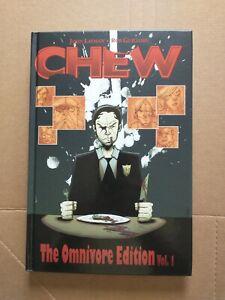 Chew Omnivore Edition Volume 1