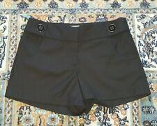 JUST GINGER black bow back shorts Jrs size S