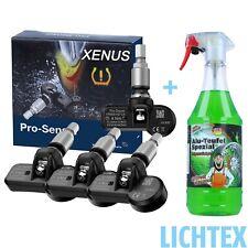 4x XENUS RDKS Sensor + 1L TUGA für Mercedes A B C CLC E G GL AMG CLA CLK CLS