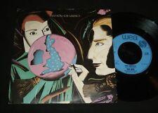 Electro/Synth Pop 45 RPM Speed Vinyl Records